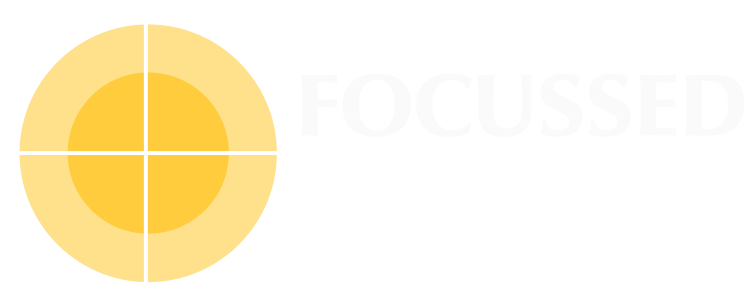 Focussed Events White logo